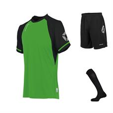 Stanno Liga Pisa Kit Bundle (10 Short Sleeved Shirts, Pisa Shorts & Socks)