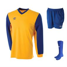 Umbro Football Kit Deal, bundle of 10 shirts shorts and socks