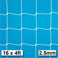 Harrod 2.5mm Goal Nets (PAIR) (16 x 4ft)