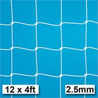 Harrod 2.5mm Goal Nets (PAIR) (12 x 4ft)