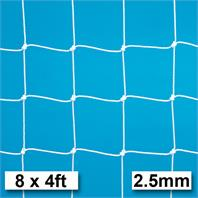 Harrod 2.5mm Goal Nets (PAIR) (8 x 4ft)