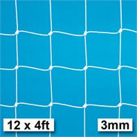 Harrod 3mm Heavy Duty Goal Nets (PAIR) (16 x 4ft)