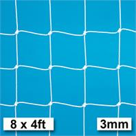Harrod 3mm Heavy Duty Goal Nets (PAIR) (8 x 4ft)