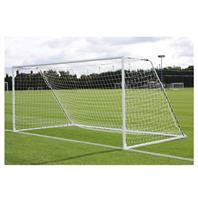 Harrod Heavyweight Freestanding Steel Goal Posts PAIR) (16 x 7ft)