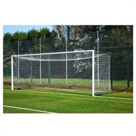 Harrod 3G Aluminium Fence Folding Goal Posts (2.3 - 3.5m Projection) (PAIR) (16 x 7ft)
