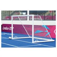 Harrod Futsal 3G 'Original' Integral Weighted Aluminium Portagoals (3m x 2m)