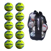 Sack of 10 iPro footballs