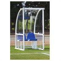 Harrod Premier Curved Team Shelters (1m - 2 person)