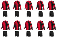 Football Kit Deal Sets of 10