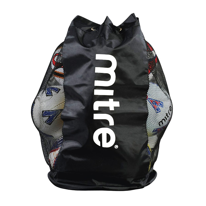 Mitre Mesh Panel Ball Sack (Holds 12)