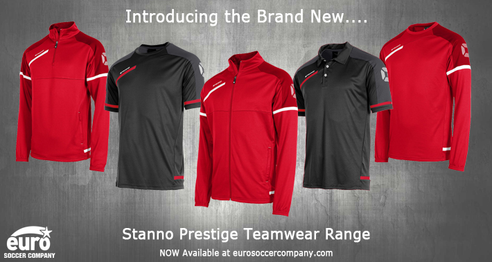 Stanno Prestige Teamwear - The Lowdown