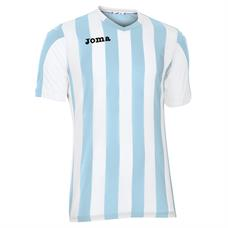 Joma Copa Stripe Short Sleeve Shirt