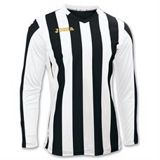 Joma Copa Stripe Long Sleeve Shirt