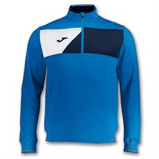 Joma Crew II 1/2 Zip Poly Top