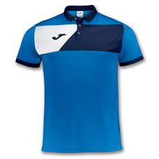 Joma Crew ll Polo - Royal / Navy / White / Large (SALE)