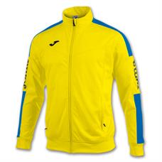 Joma Champion IV Full Zip Poly Jacket