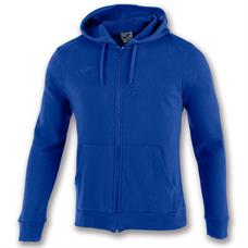 Joma Argos II Full Zip Hooded Sweatshirt