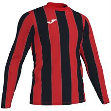 Joma Inter Stripe Long Sleeve Shirt