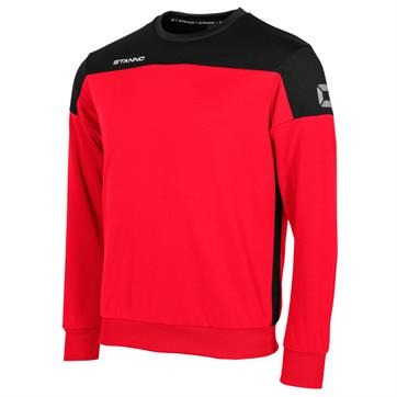 Stanno Pride Roundneck Sweatshirt - Red/Black