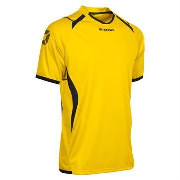 Stanno Olympico Shirt (Short Sleeve) - Yellow/Black