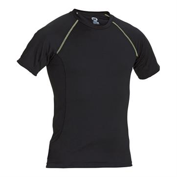 Stanno Thermal Shirt S.S - Black