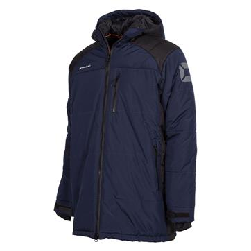 Stanno Centro Bench (Quilted Lined) Jacket - Navy