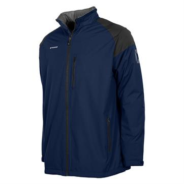 Stanno Centro All Season (Fleece Lined) Jacket - Navy/Black