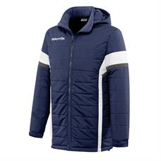 Macron Value Coaches Padded Rain Jacket