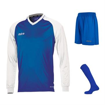 Mitre Cabrio Full Football Match Kit Set of 12