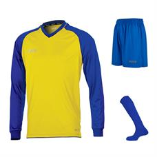 Mitre Cabrio Full Football Match Kit Set of 15