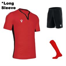Macron Canopus Long Sleeve Full Kit Set