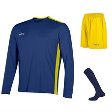 Mitre Charge Kit Bundle (15 Shirts, Metric Shorts & Socks)
