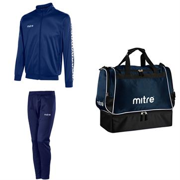 Mitre Delta Matchday Bundle 1 [Mix & Match]