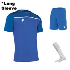 Macron Deneb Long Sleeve Full Kit Set