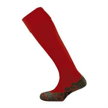 Mitre Division Plain Cushioned Sole Socks - Maroon