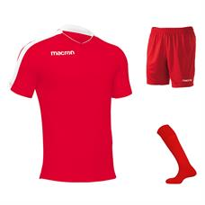 Macron Earth Short Sleeve Full Kit Set