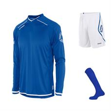 Stanno Futura Pisa Kit Set - Long Sleeve (Shirt, Short & Socks)