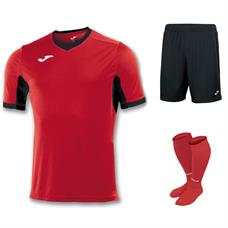 Joma SS Champion IV Full Football Match Kit Set of 10