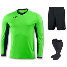 Joma Champion IV Kit Set - Long Sleeve (Shirt, Short & Socks)