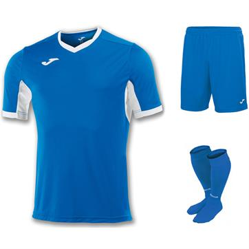 Joma Champion IV Kit Set - Short Sleeve (Shirt, Short & Socks)