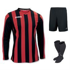Joma LS Copa Kit Bundle (10 Shirts, Shorts & Socks)