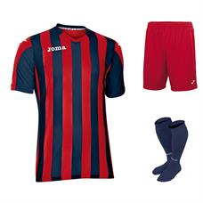 Joma Copa Kit Set - Short Sleeve (Shirt, Short & Socks)