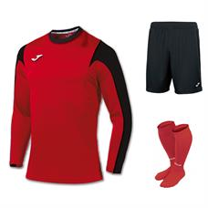 Joma Estadio Kit Set - Long Sleeve (Shirt, Short & Socks)