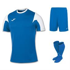 Joma Estadio Kit Set - Short Sleeve (Shirt, Short & Socks)