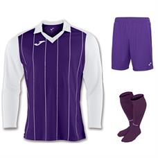Joma Grada Kit Set - Long Sleeve (Shirt, Short & Socks)