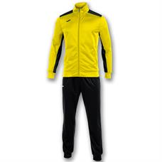 Joma Academy Full Tracksuit - Yellow Black / Small (SALE)