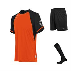 Stanno Liga Field Kit Bundle (15 Short Sleeved Shirts, Field Shorts & Socks)