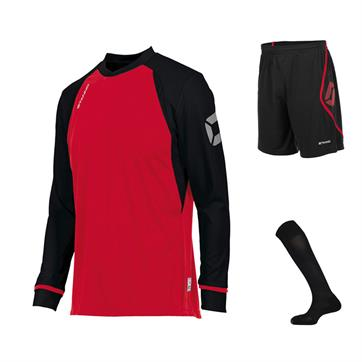 Stanno Liga Pisa Kit Set - Long Sleeve (Shirt, Short & Socks)
