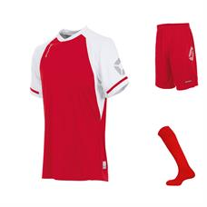 Stanno Liga Pisa Kit Set - Short Sleeve (Shirt, Short & Socks)