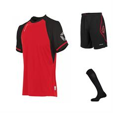 Stanno Liga Pisa Kit Bundle (15 Short Sleeved Shirts, Pisa Shorts & Socks)